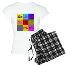 Colorful 221B Pajamas