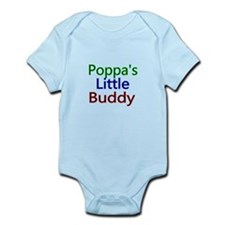 Poppas Little Buddy Body Suit