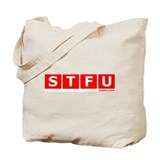 STFU-RED Tote Bag