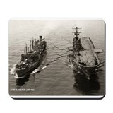 Cute Us navy Mousepad