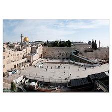 Dome Of the Rock, Temple Mount, Jerusalem, Israel