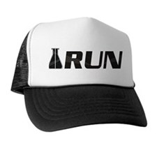 RUN - Zen Labs Logo 2 Trucker Hat
