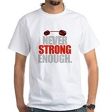 NEVERSTRONGblk T-Shirt