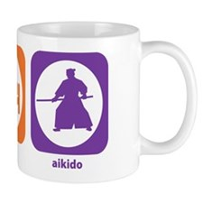 Eat Sleep Aikido Mug