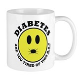 Diabetes BS Small Mugs