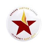 "Gender Justice League 3.5"" Button"