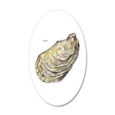 Oyster Sea Life Wall Decal