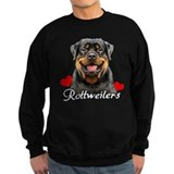 Unique Rottweiler christmas Sweatshirt