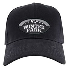 Winter Park Grey Baseball Hat
