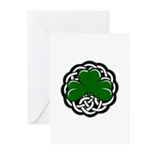 Shamrock Greeting Cards (Pk of 20)