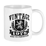Vintage 1978 Mug