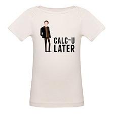 Calc-U-Later Tee