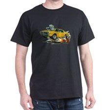 1968 firebird gold.psd T-Shirt