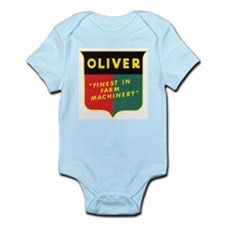 Oliver Tractor Infant Bodysuit