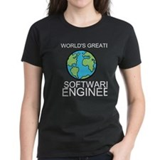 Worlds Greatest Software Engineer T-Shirt