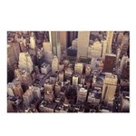 Postcards (Package of 8)NYC buidlings