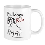 Bulldogs Rule Mug