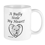Bulldog Mug - Bully Heart