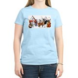 Devon Eight-piece Jazz Band T-Shirt