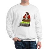 English Bull Terrier Pirate Sweatshirt