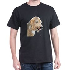 Cream Labradoodle 4 T-Shirt