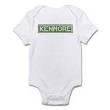 Kenmore Station Mosaic Sign Infant Bodysuit