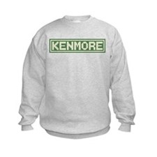 Kenmore Station Mosaic Sign Sweatshirt