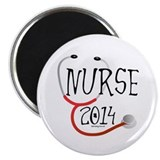 Nurse 2013 Announcement Magnet