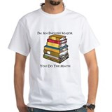 English Major T-Shirt