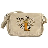 Das Boot Of Beer Messenger Bag