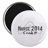 Nurse Graduated 2013 Magnet