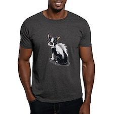 Boston Terrier Angel T-Shirt