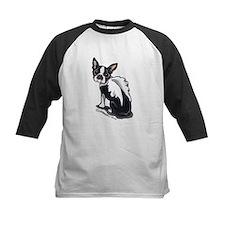 Boston Terrier Angel Tee