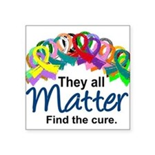 They All Matter Sticker