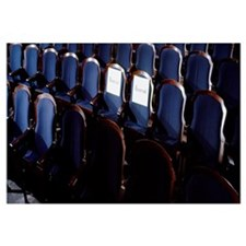 Two reserved seats in a theatre, Aloha Theatre, Ka