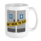 Dont Break The Seal Mug