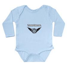 Team Castiel Shirt Body Suit
