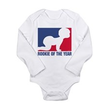 Rookie Of The Year Long Sleeve Infant Bodysuit