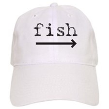 """Fish (arrow)"" Cap"