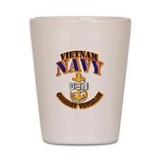 NAVY - CPO - VN - CBT VET Shot Glass