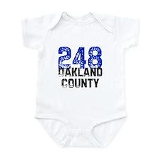 248 Infant Bodysuit