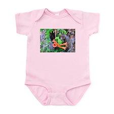 Mason Neck Flower Infant Bodysuit