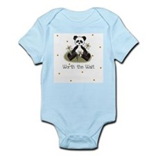 Worth the Wait Adoption Baby Body Suit