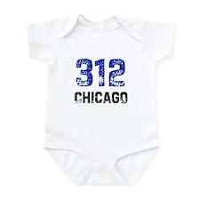 312 Infant Bodysuit