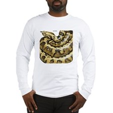 Anaconda Snake Long Sleeve T-Shirt