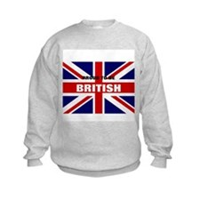 proud to b brit Sweatshirt
