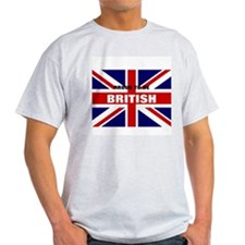 proud to b brit T-Shirt