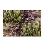 Postcards (Package of 8)Aerial photo of NYC