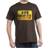 UFO - Crash Site Roswell vintage scifi
