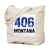 406 Tote Bag